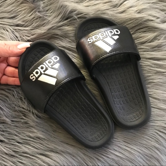 681a036025d8 adidas Other - ADIDAS SLIDES SIZE 2 KIDS (unisex boys or girls)